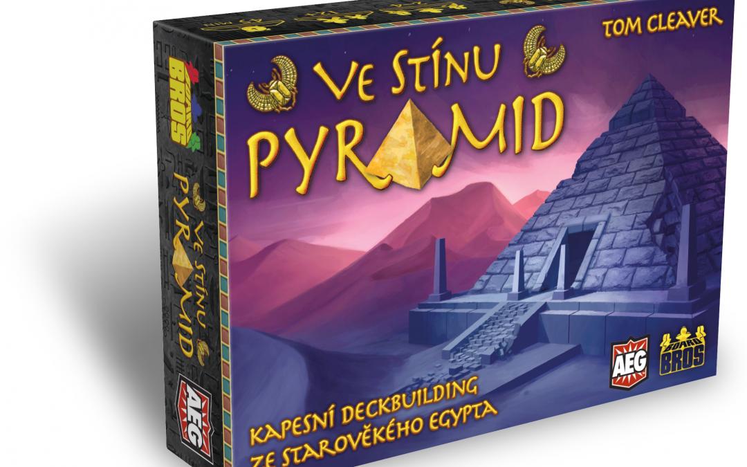 Jeff Meunier: Malý průvodce strategií Ve stínu pyramid