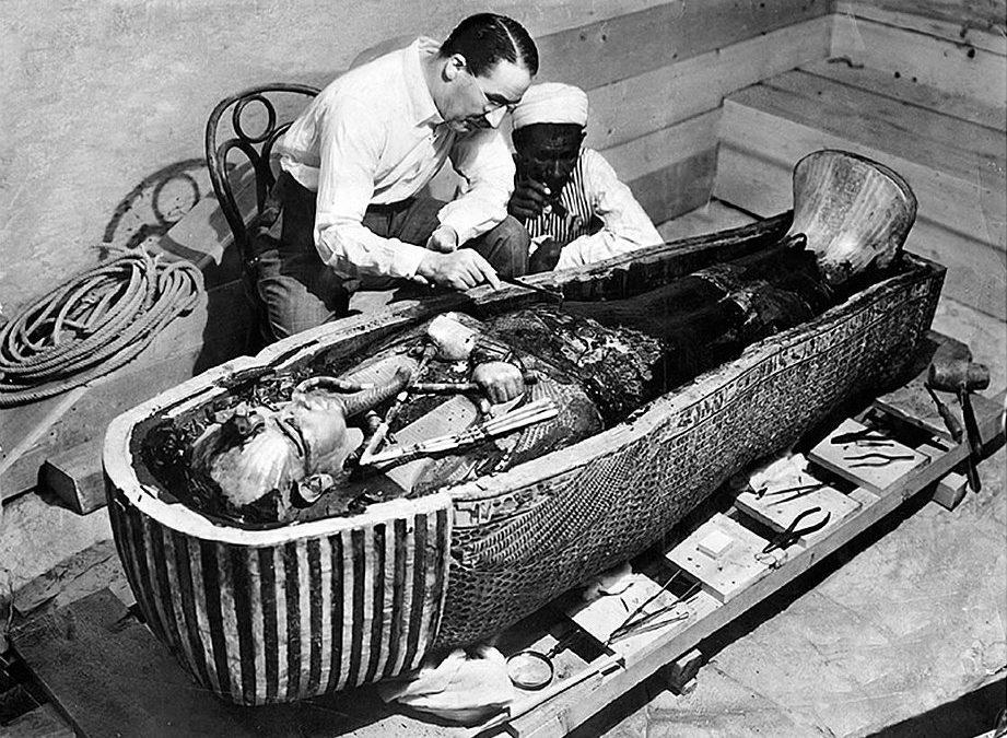 Mumifikace nejen v Egyptě