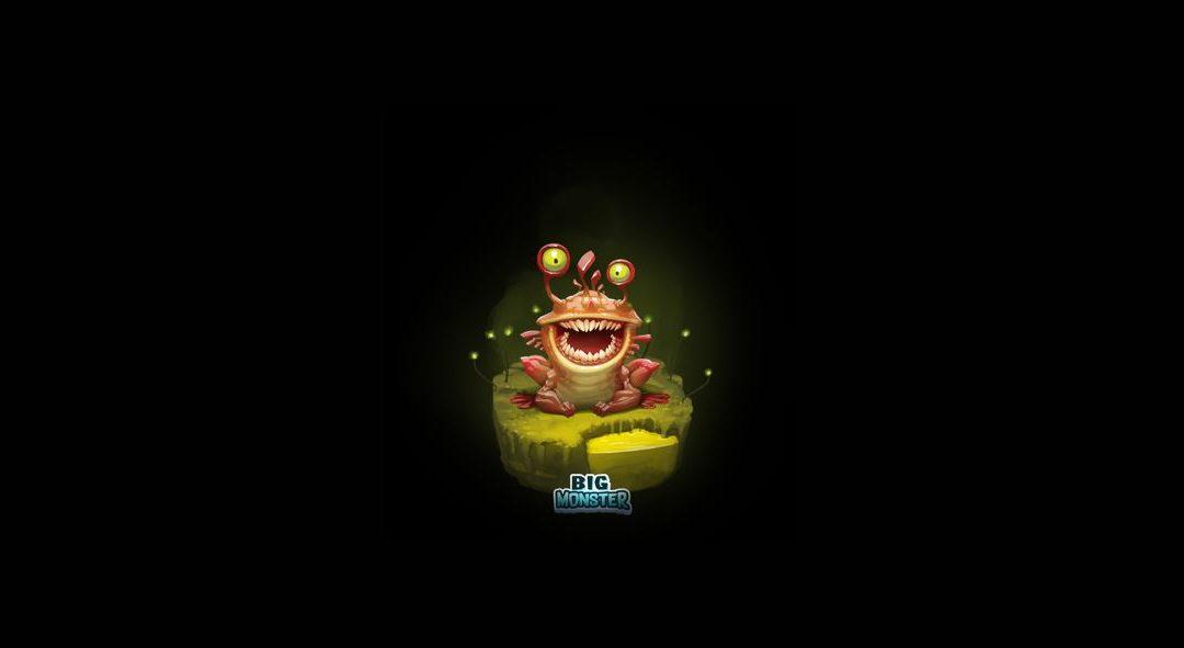 Monstriář – Bažinné monstrum