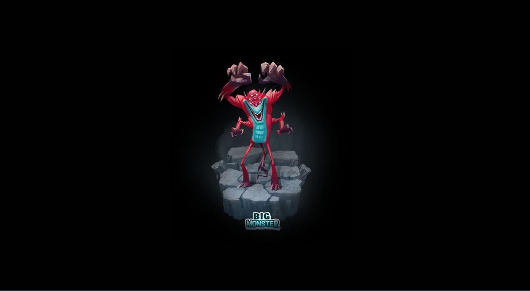 Monstriář – Kamenné monstrum