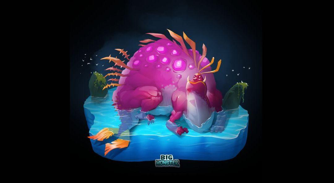 Monstriář – Vodní monstrum