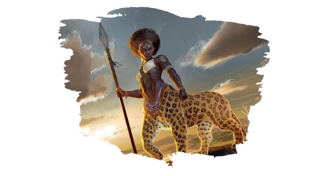 Savana – příběh z Kitary